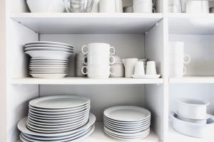 Como organizar sua cozinha - Armário de cozinha