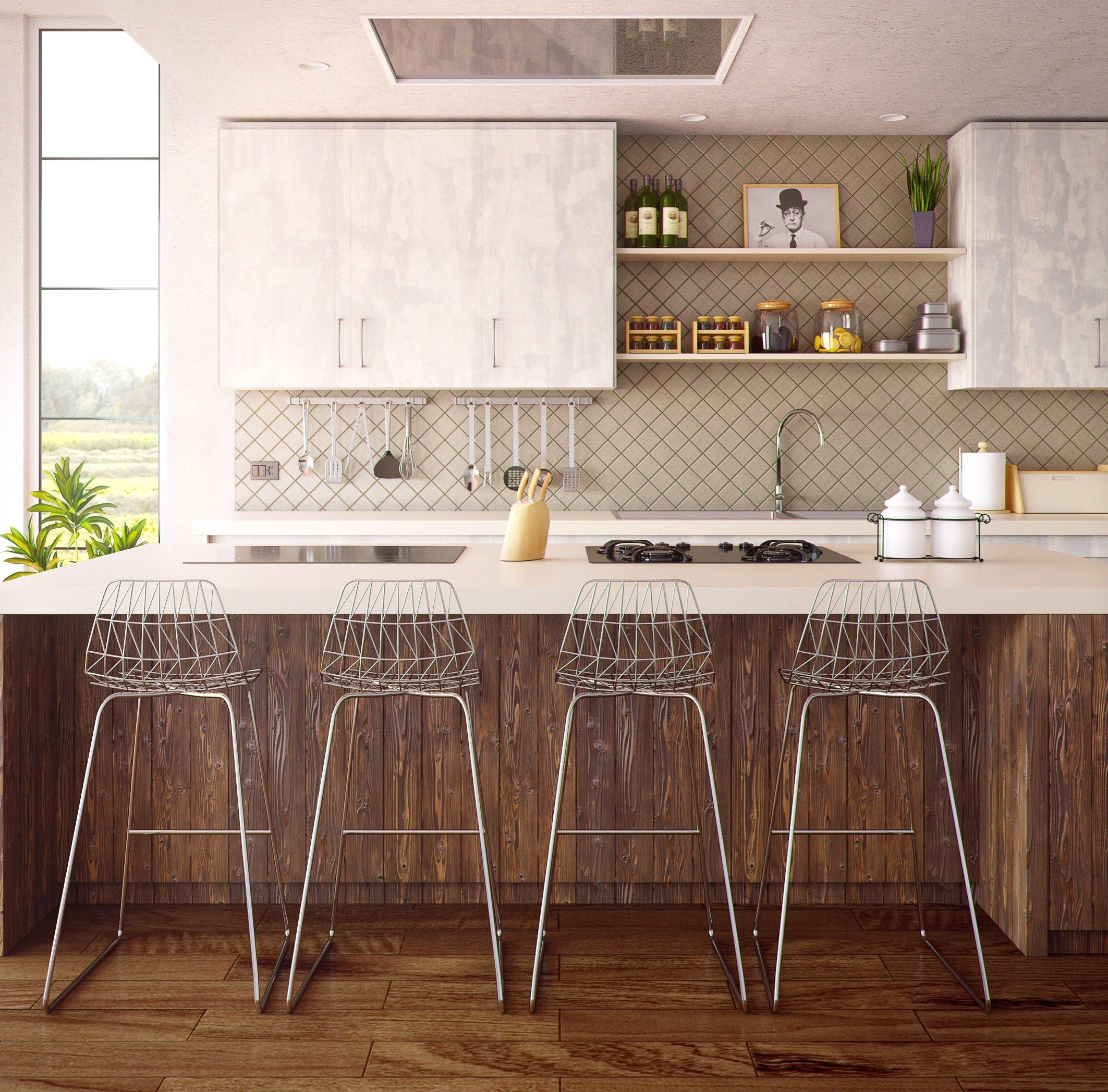 DECORAÇÃO DE CASA: DICAS PARA RENOVAR O AMBIENTE GASTANDO POUCO - Decoração da Cozinha