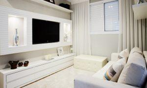 Clean apartamentos pequenos _ Silvana Carvalho Assessoria Imobiliária