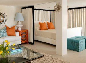 Separador de cômodo para apartamentos pequenos _ Silvana Carvalho Assessoria Imobiliária