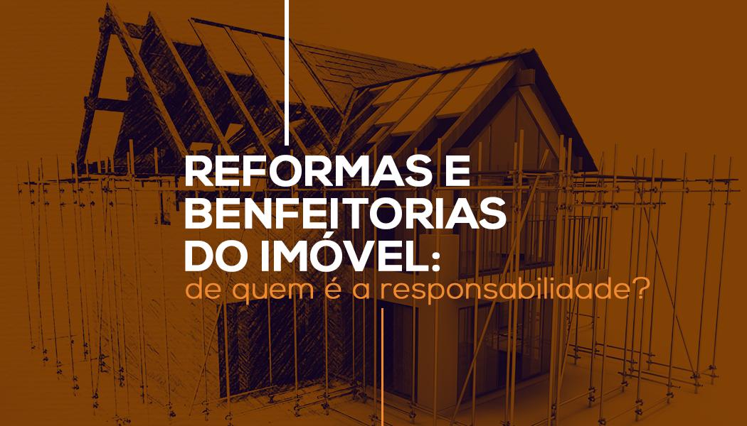 Casa sendo reformada ou benfeitorias sendo realizadas