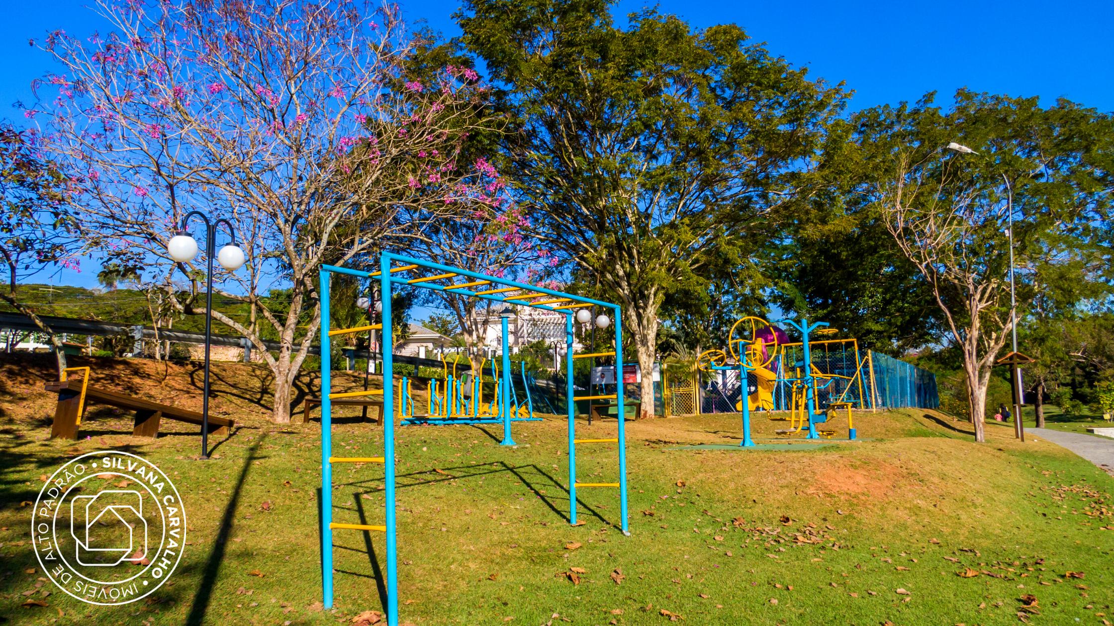 Playground do Condomínio Terras de Itaici