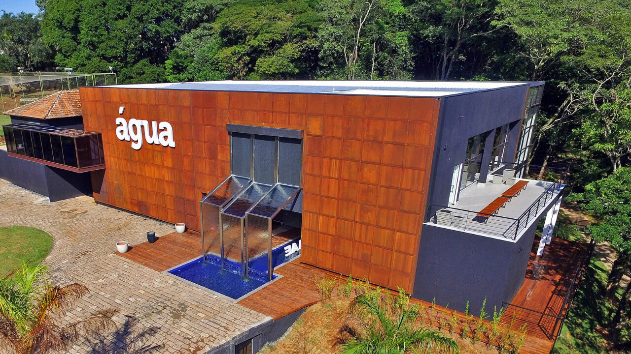 Museu da Água em Indaiatuba