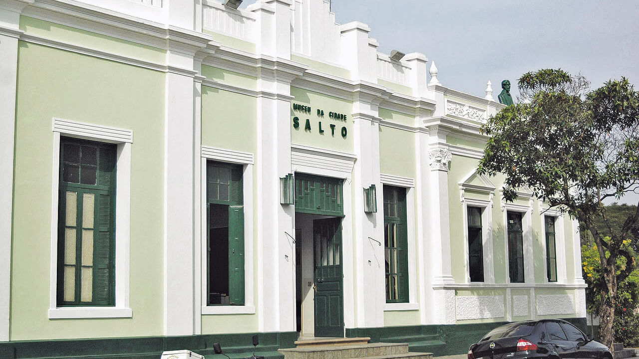 Museu da Cidade em Salto