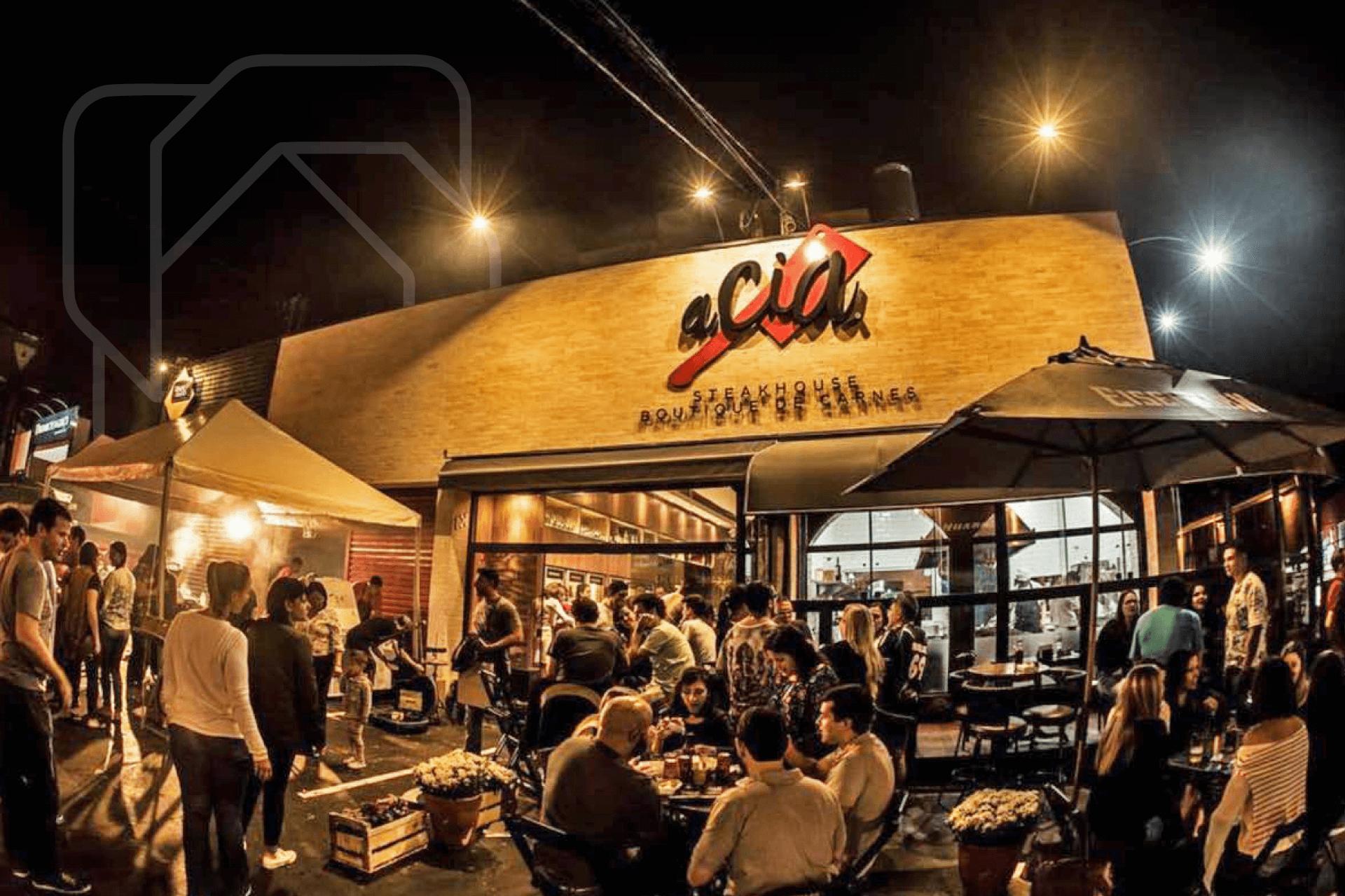 A Cia Steakhouse - Itu/SP