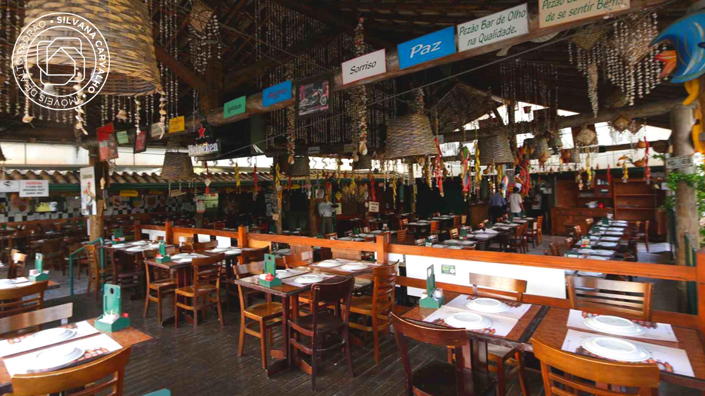 Restaurante Pezão – (Foto: Blog Cidade e Cultura)