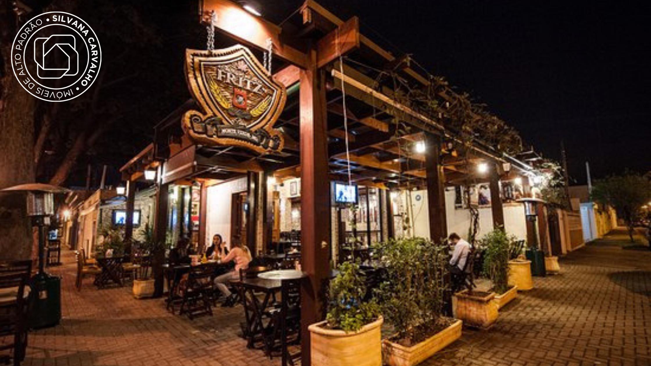 Restaurante Chopp do Fritz – (Foto: Trip Advisor)