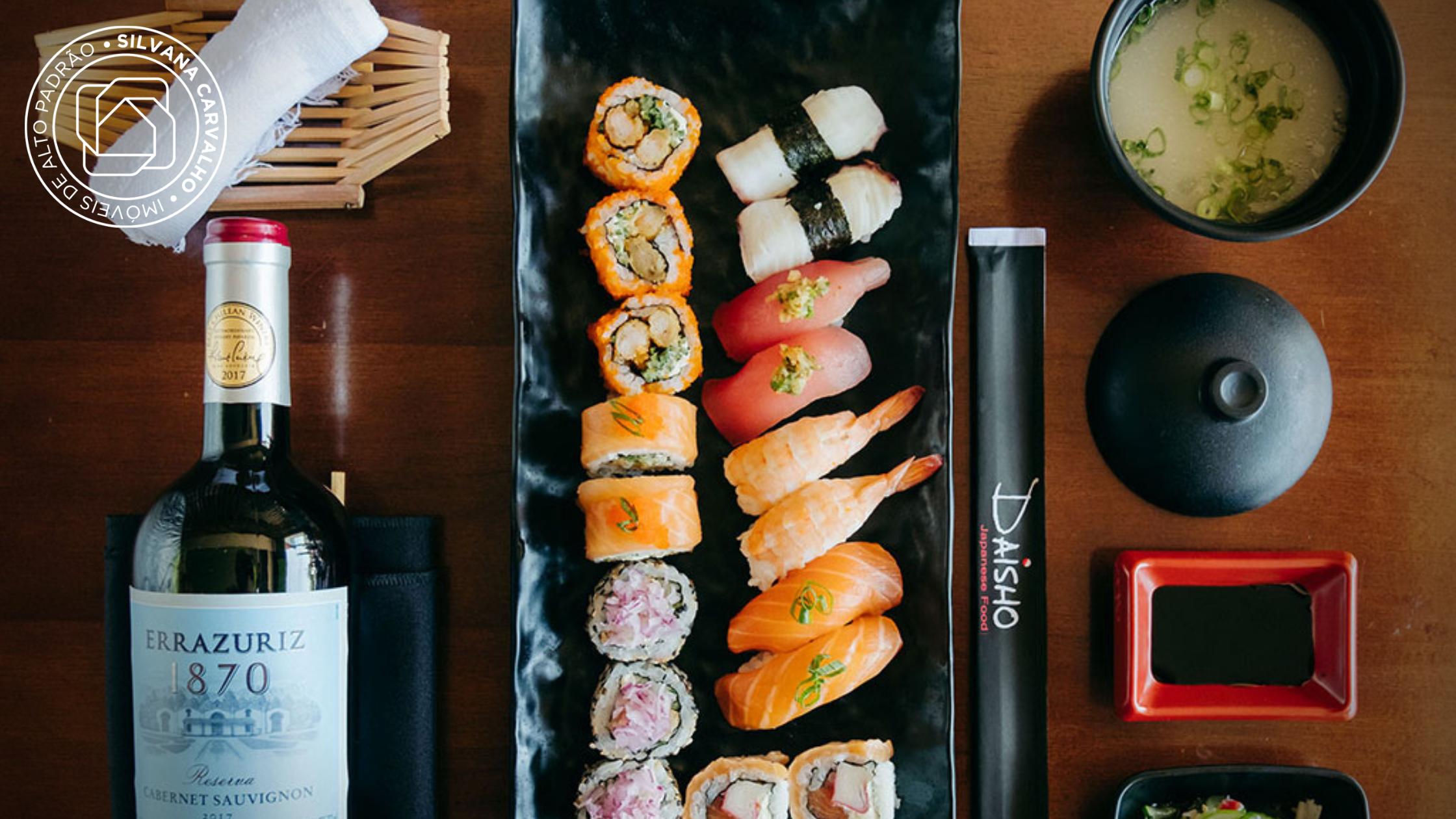 Restaurante Daisho – (Foto: Site do Restaurante Daisho)