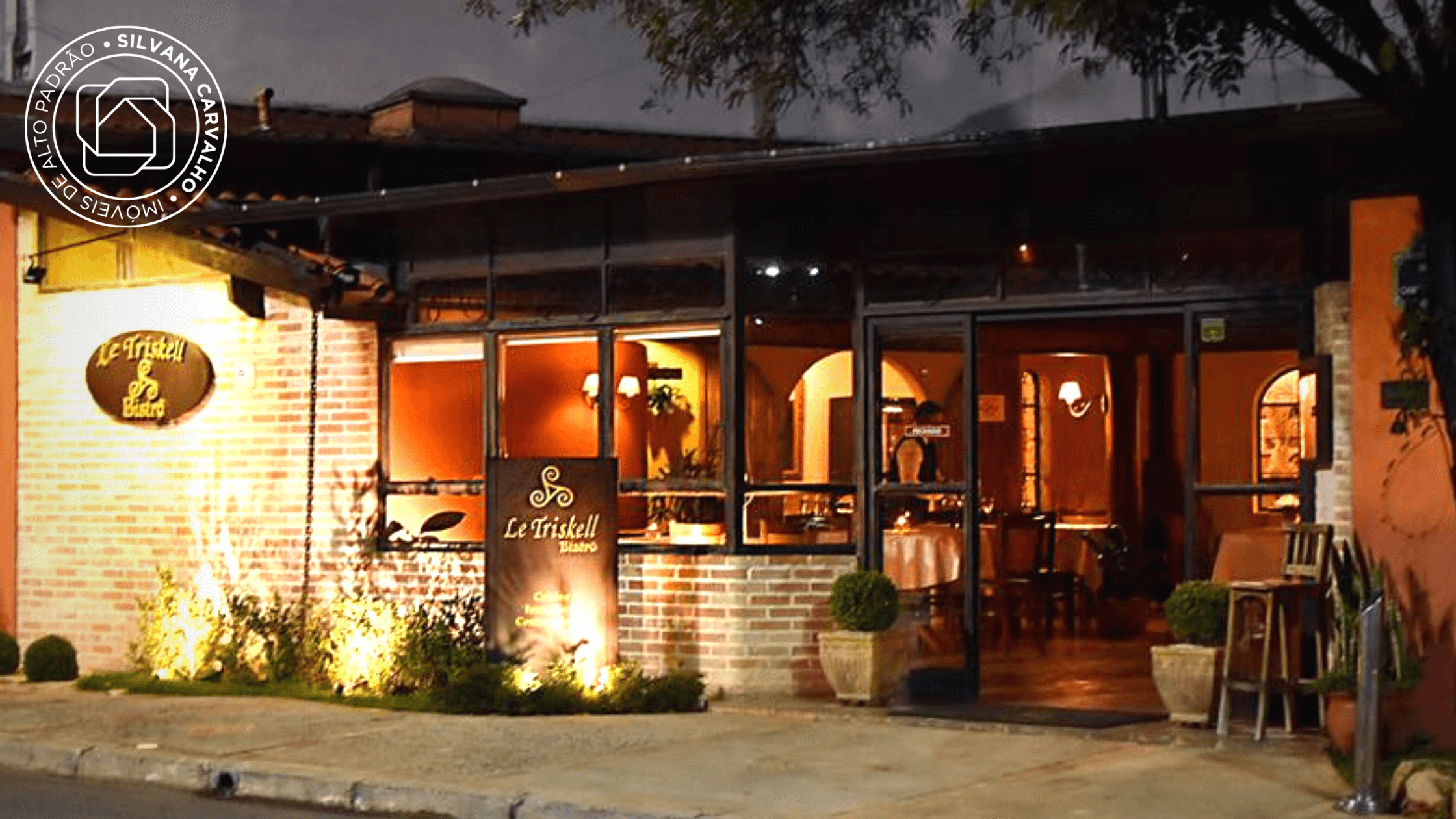 Restaurante Le Triskell – (Foto: Kleber Patricio)