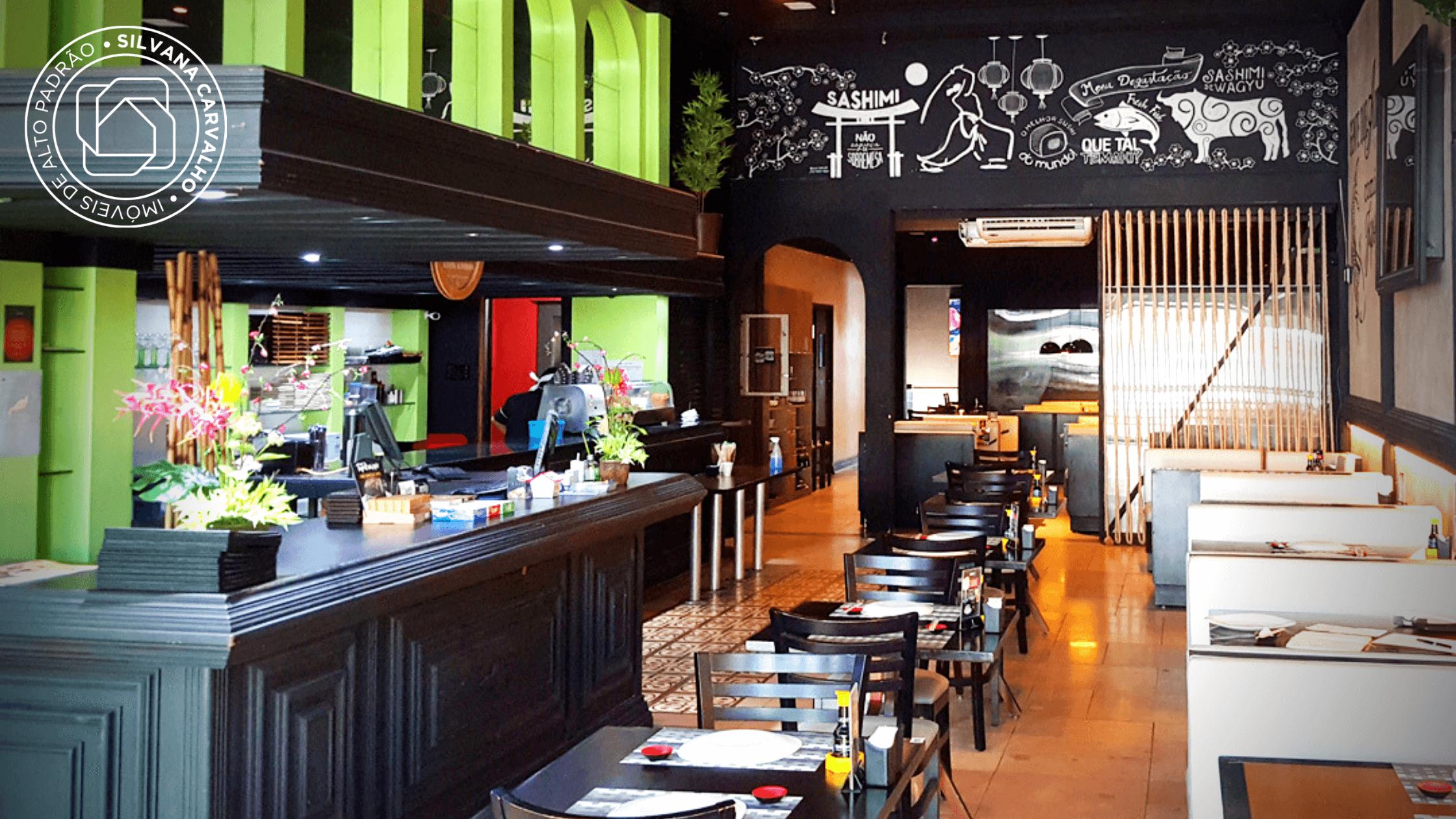 Restaurante My Sushi – (Foto: Site do Restaurante My Sushi)