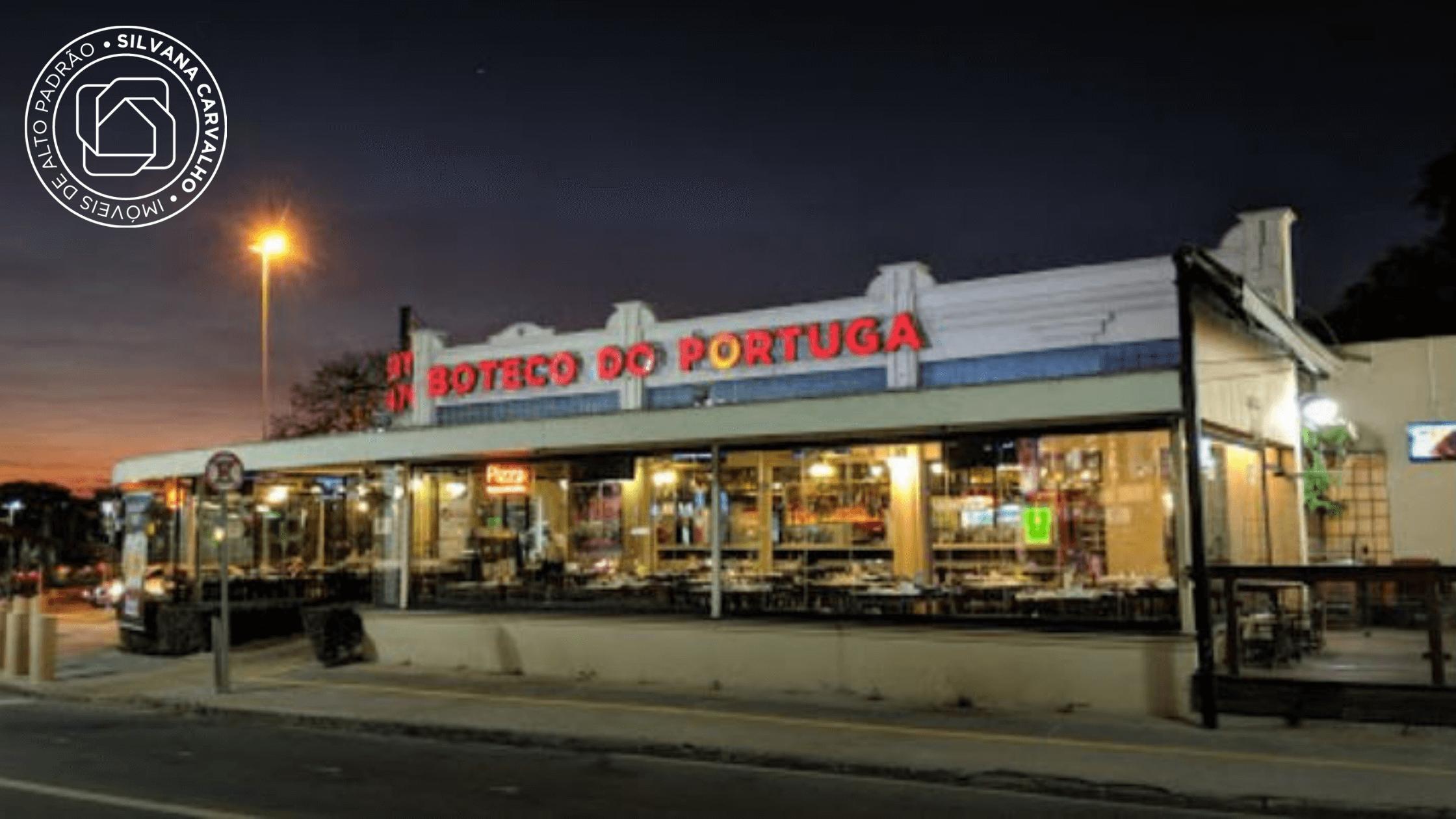 Restaurante Boteco do Portuga – (Foto: Google Maps)