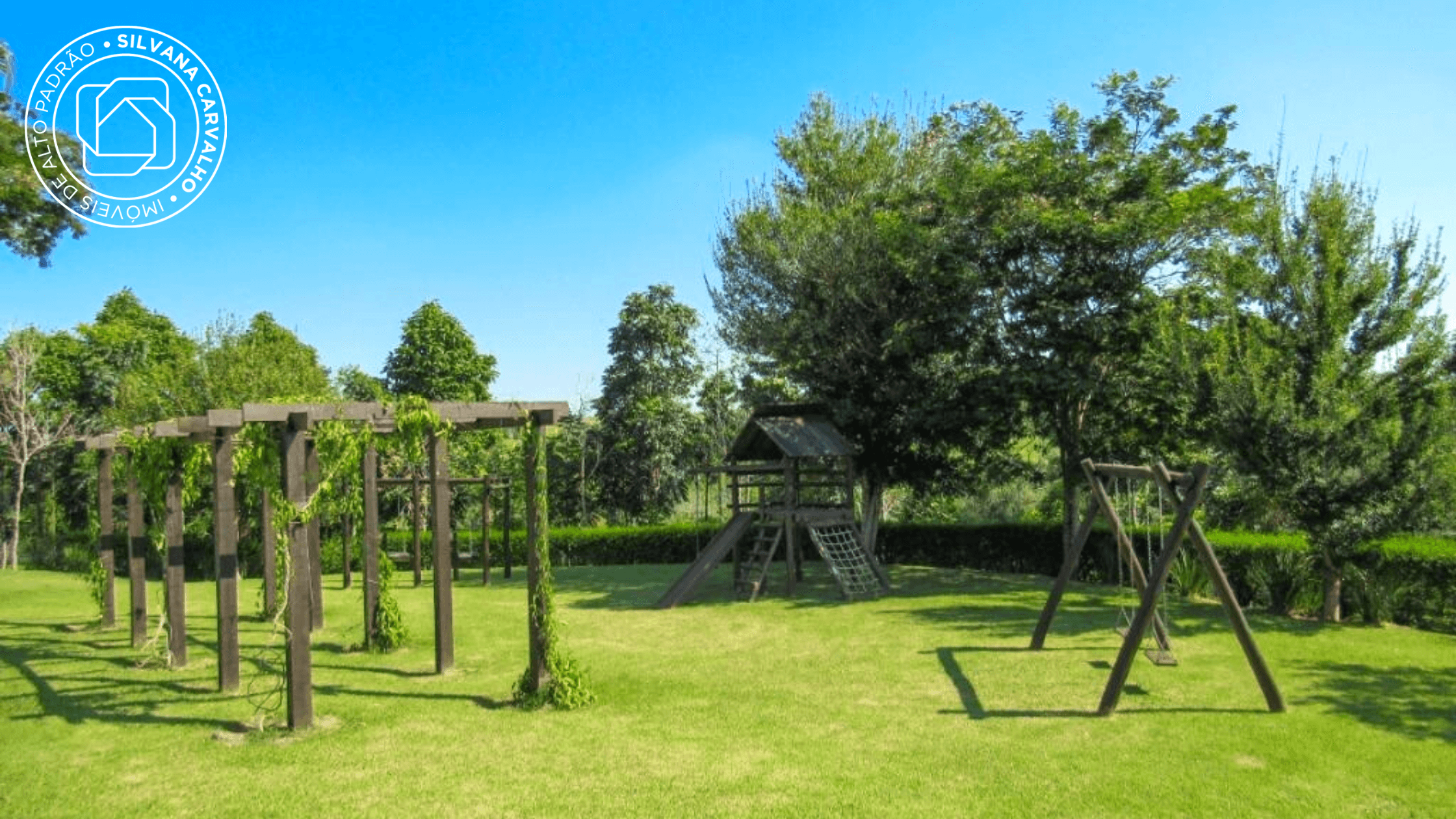 Playground do Condomínio Bothanica Itu