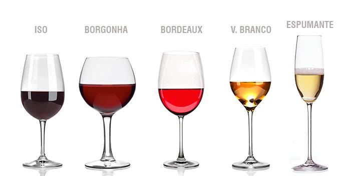 Taças de vinho_Adega em casa